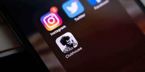 mạng xã hội Clubhouse