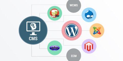 Top 5 nền tảng tạo website phổ biế nhất.